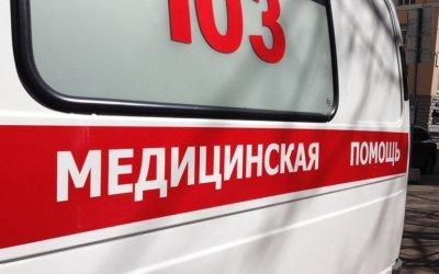 На севере Петербурга иномарка сбила девочку: ребенок получил серьезные травмы