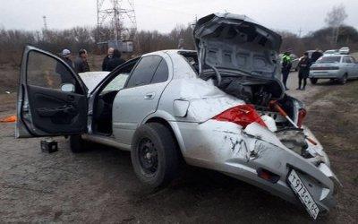 В ДТП в Сызрани погибла пассажирка