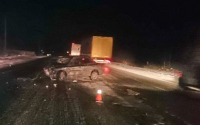 Четыре человека пострадали в ДТП в Лысковском районе