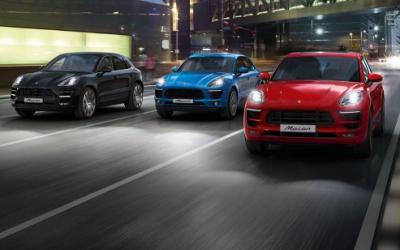 Навстречу новым впечатлениям за рулём Porsche Macan. От 3 245 500 рублей в Порше Центр Москва.