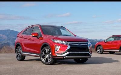 Новый внедорожник-купе Mitsubishi Eclipse Cross уже в продаже