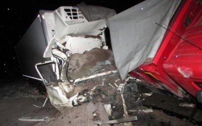 В Вяземском районе в ДТП с фурой погиб человек