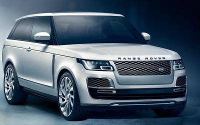 Range Rover SV Coupé: максимальная персонализация