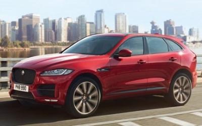 Jaguar F-PACE 2017 года от 2 795 000 рублей в АВИЛОНЕ
