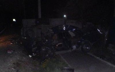 В ДТП в Апшеронском районе погибли 17-летний и 19-летний молодые люди
