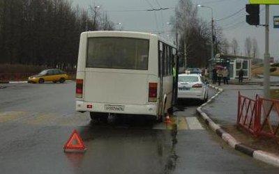 В Ярославле автобус сбил 19-летнюю девушку