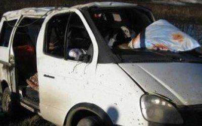 В ДТП на трассе «Тамбов — Пенза» погиб человек