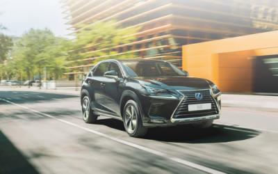 Обновленный Lexus NX - самовыражение как искусство