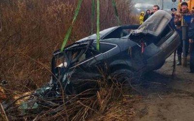 Четыре человека погибли в ДТП в Удмуртии
