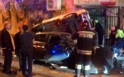 Три человека пострадали в ДТП в Ставрополе