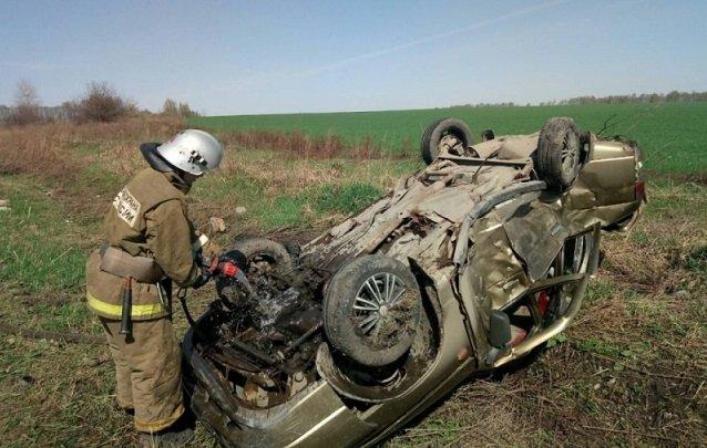 В ДТП в Киреевском районе погиб человек (2)