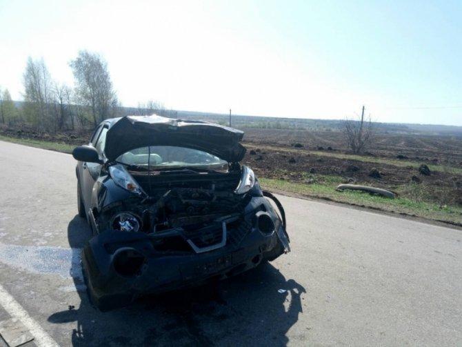 В ДТП в Киреевском районе погиб человек (1)