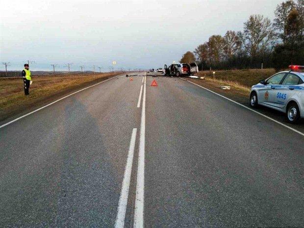 Два человека погибли в ДТП в Красноярском крае (1)