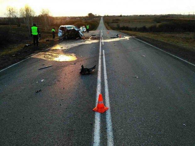 Два человека погибли в ДТП в Красноярском крае (2)