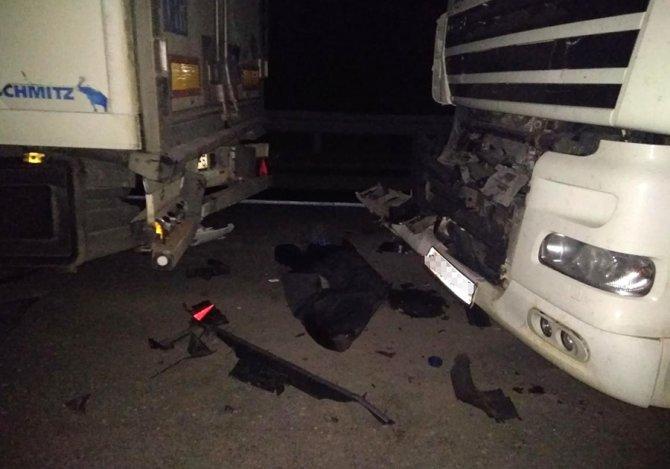 В ДТП с тремя фурами в Ковровском районе погиб водитель (1)