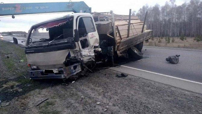 Водитель ВАЗа без прав погиб в ДТП в Каслинском районе (2)