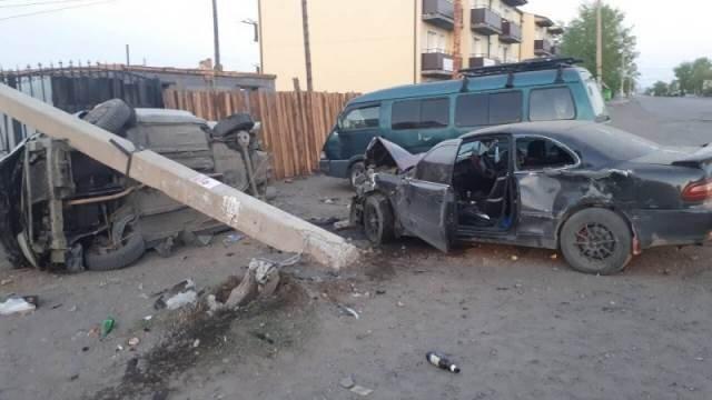 В Бурятии водитель насмерть сбил двух человек и скрылся (2)