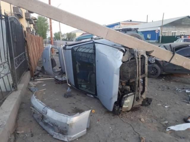 В Бурятии водитель насмерть сбил двух человек и скрылся (1)