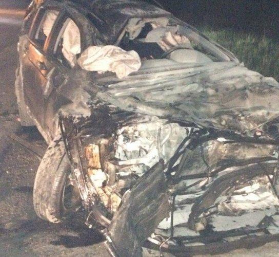 Два человека скончались в больнице после ДТП в Ярцеве