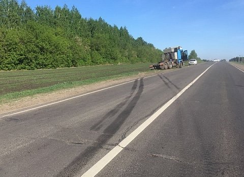 Две женщины погибли в ДТП с грузовиком в Сеченовском районе (1)