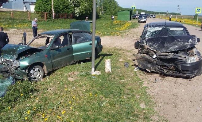 В Татарстане по вине пьяного водителя погиб мужчина (1)
