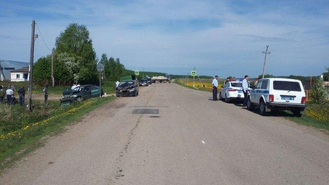 В Татарстане по вине пьяного водителя погиб мужчина (2)