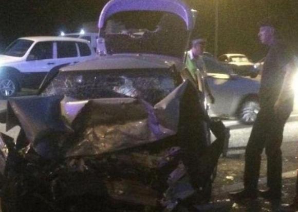 В ДТП на объездной дороге в Сочи погиб человек (1)