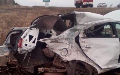 Три человека пострадали в ДТП в Азнакаевском районе Татарстана
