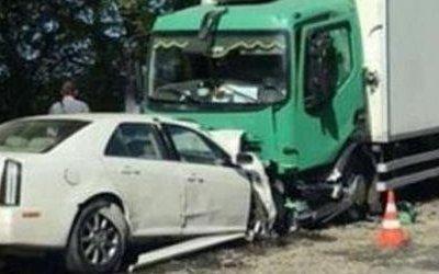Водитель иномарки погиб в ДТП в Туапсинском районе