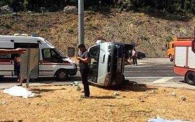 В ДТП в Турции погибли четверо туристов