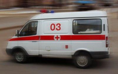 В ДТП с маршруткой в Новосибирске пострадала беременная пассажирка