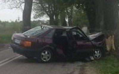 Под Калининградом разбился автомобиль с новорожденным ребенком