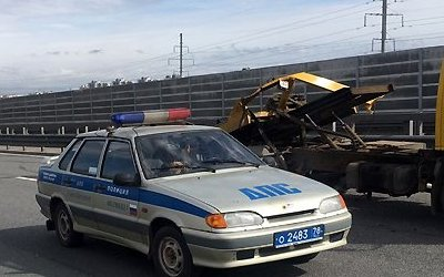 Два человека погибли в ДТП на КАД