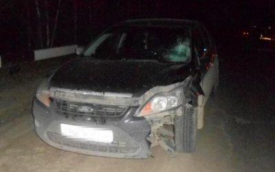 В Башкирии водитель иномарки насмерть сбил женщину
