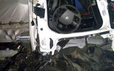 В ДТП с тремя фурами в Ковровском районе погиб водитель