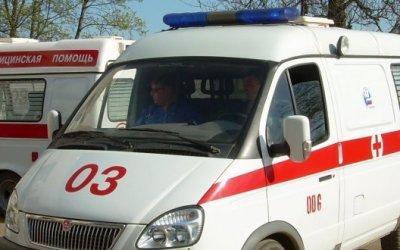 В Казани иномарка сбила 10-летнего велосипедиста