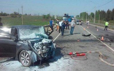 В ДТП под Почепом погибли два человека