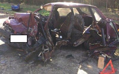 Два человека погибли в лобовом ДТП в Ивановской области