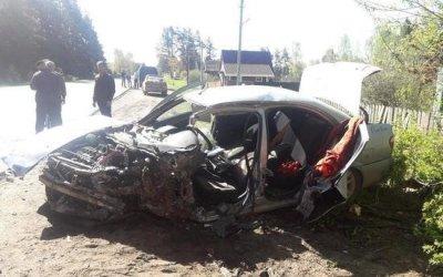 Уснул за рулем: в ДТП в Осташковском районепогибли два человека
