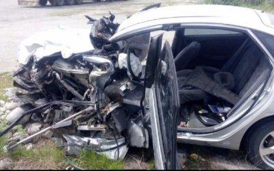 В Кабардино-Балкарии в ДТП пострадали шесть человек, включая ребенка