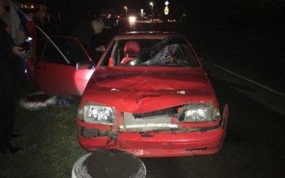 На Кубани водитель насмерть сбил женщину и скрылся