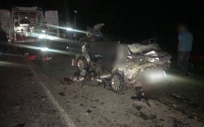 Шесть человек погибли в ДТП на Ставрополье