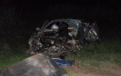 Под Тулой в ДТП с автокраном погиб человек