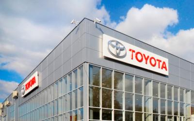 Toyota вРоссии повышает цены нафоне падения продаж своих автомобилей