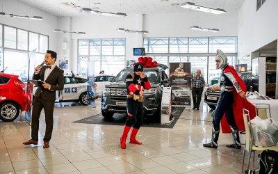 Раскройте суперспособности Ford с АВИЛОН!