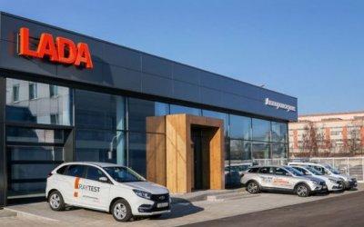 Новые дилерские центры Lada к концу года будут работать в восьмибелорусских городах