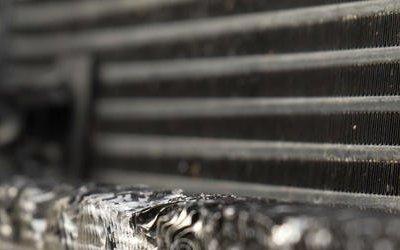 Особенности процесса замены помпы и радиатора охлаждения