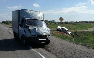 Водитель без прав погиб в ДТП под Волгоградом