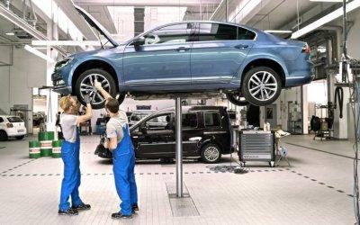 Сервис со знаком «плюс»! Выгода до 20% на сервис Volkswagen