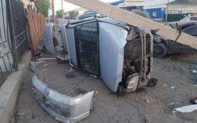В Бурятии водитель насмерть сбил двух человек и скрылся